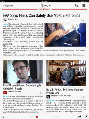 Flipboard (for iPad) - PCNews | GeekThis | Scoop.it