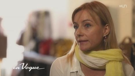 """En Vogue - Mode : """" Virginie Dolder et sa passion des sacs en cuir """"   Cuir : habitudes de consommation   Scoop.it"""