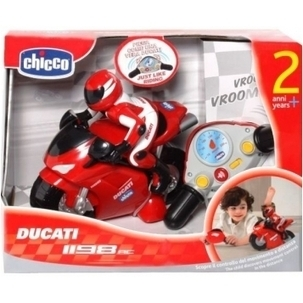 Chicco-Ducati 1198 RC, Toy Bike in India | Cars In India | Scoop.it