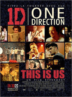 DVDRiP Gratuit: One Direction Le Film DVDRiP | one direction | Scoop.it
