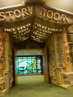 The Story Room at Brentwood Library, Tennessee. | Tennessee Libraries | Scoop.it