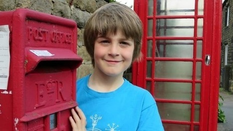 Toby Little, the boy who decided to write a letter to every country in the world | Alternative News | Scoop.it