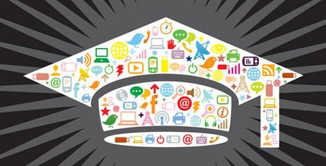 Así usan las redes sociales las Universidades españolas | Educación DosPuntoCero (2.0) | Scoop.it