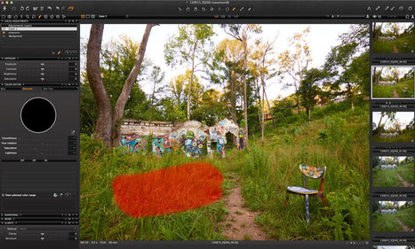 Capture One Pro Bug - Local Adjustments | Capture One Post Processing | Scoop.it