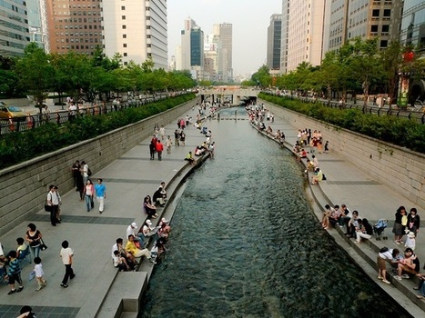 How PUBLIC SPACES Can Make Cities More Vibrant | URBANmedias | Scoop.it