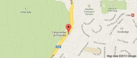 catacomb of priscilla - Google Search | Clic France | Scoop.it