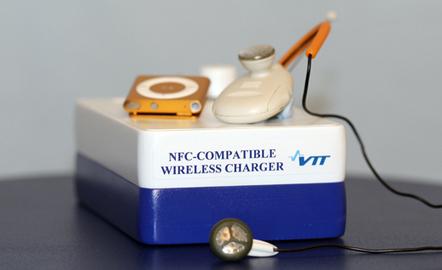 Nfc-tunniste mahdollistaa langattoman latauksen - Tekniikka&Talous | NFC News and Trends | Scoop.it