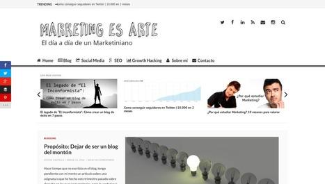 Crecer en Twitter con los consejos de Esteve Castells | Social Media | Scoop.it