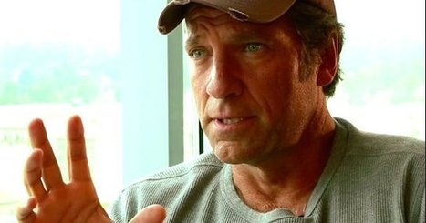 A Fan Asks Mike Rowe For Career Advice...He Didn't Expect This Response, But It's Brilliant. | Knowledge | Scoop.it