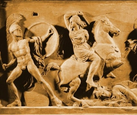 Researcher explores the truths behind myths of ancient Amazons | Monde antique | Scoop.it