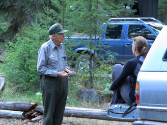 Behind nation's oldest park ranger is 2 love stories - ABQ Journal | The Tragedy of Romeo & Juliet | Scoop.it