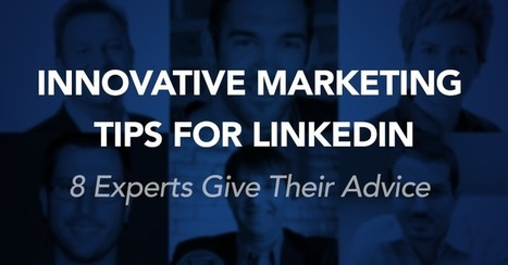 8 Ways To Better Market Yourself On LinkedIn In 2015 - Business 2 Community | Leadership | Scoop.it