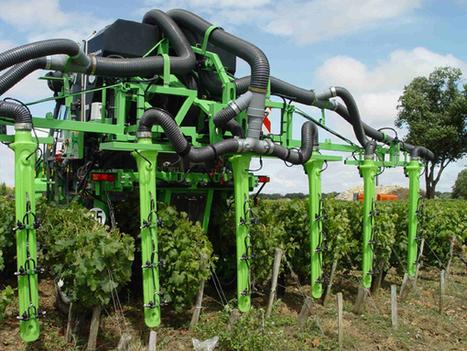 Produits phytosanitaires : penser agriculture raisonnée - Lesoir-echos | Luttes biologiques | Scoop.it