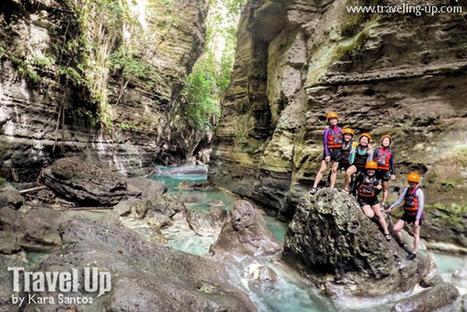 Canyoneering at Kawasan Falls, Cebu | Philippine Travel | Scoop.it
