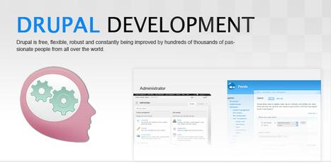 Reason Behind Drupal's Popularity | Open Source Web Development | Scoop.it