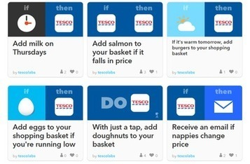 Tesco unpacks automated shopping via new mobile integration via @alaincc | Digital Transformation of Businesses | Scoop.it