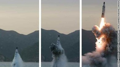 North Korea fires submarine-based ballistic missile: South Korea | How will you prepare for the military draft if U.S. invades Syria right away? | Scoop.it