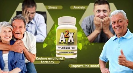 A2X Anxiety | Supplements Tip | Scoop.it