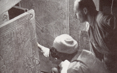 The Search for a Secret Chamber at King Tut's Tomb Just Got Interesting | Strange days indeed... | Scoop.it