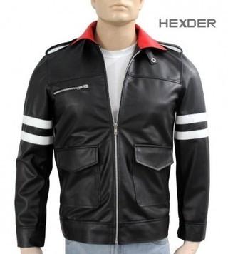 Hexder Alex Mercer | Mens Celebrity Fashion Jacket | Scoop.it