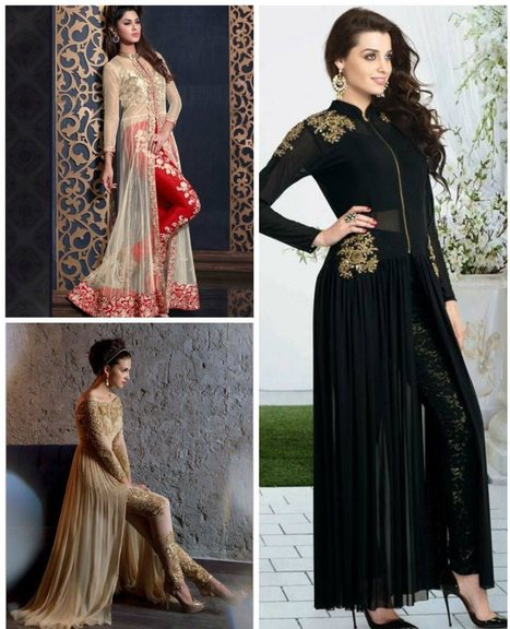 Fashion Inspired Anarkali Frocks Dresses 2016 | Live Style Vogue | stylish lawn dresses | Scoop.it