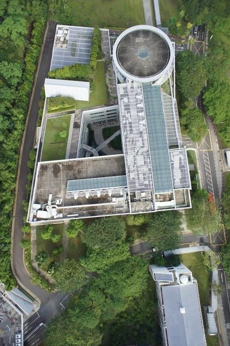 First Civilian Photogrammetric UAV Flight Over Singapore   geoinformação   Scoop.it