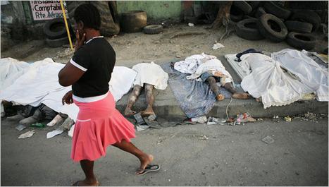 Devestating Quake Turns Haiti to Rubble. | Earthquake Shatters Lives of Haitian Survivors | Scoop.it