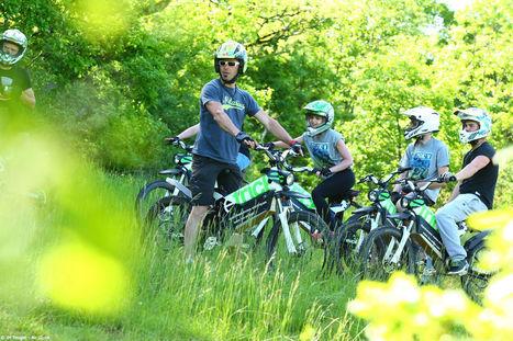 On a testé pour vous : une rando Fun-ebike | L'info tourisme en Aveyron | Scoop.it