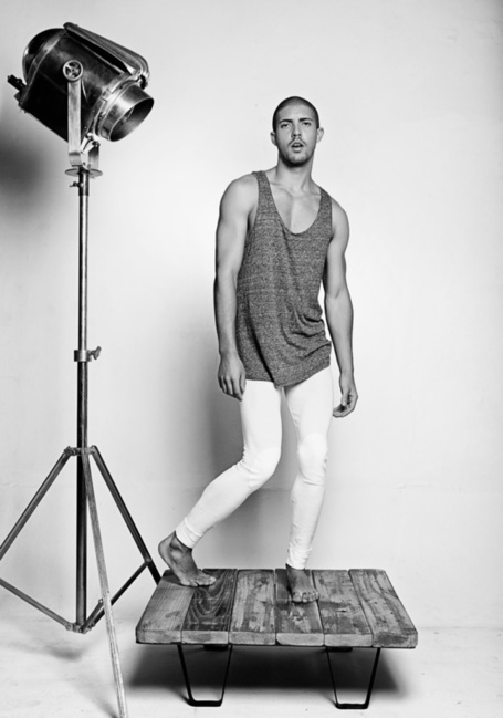 Arno Roca Shoots Gui Costa | THEHUNKFORM.COM NEWS SCOOP.IT | Scoop.it