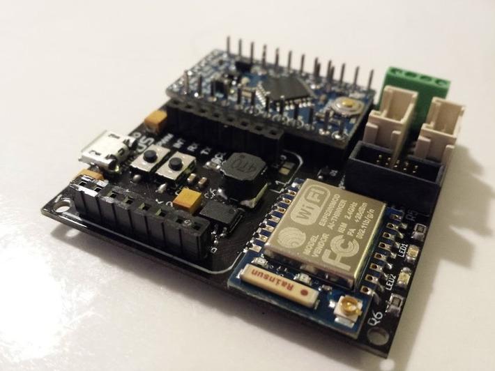 Smart Board Sensors | Internet du Futur | Scoop.it