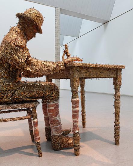 Jan Fabre | Carnet d'Art | Le Mac LYON dans la presse | Scoop.it