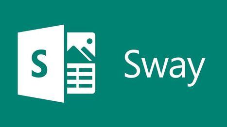 Sway, l'outil génial de Microsoft qui pourrait remplacer PowerPoint - Blog du Modérateur | Pédagogie Idées et techniques | Scoop.it