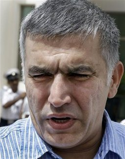 Bahrain activist sentenced to 3 years for protests  #FreeNabeelRajab | Human Rights and the Will to be free | Scoop.it