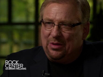 WATCH Chelsea Clinton Grills Rick Warren on Marriage Equality | LGBT Times | Scoop.it