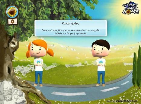 Περιβαλλοντικό διαδικτυακό παιχνίδι για μαθητές δημοτικού: Μειώστε την εκπομπή CO2   L'Atelier de la Culture   Scoop.it