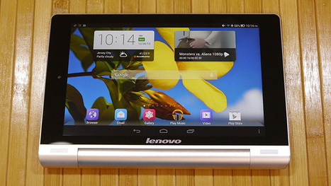 Lenovo Yoga Tablet 8 Review - Mobile Technogoly | Mobitech Best Reviews | Scoop.it