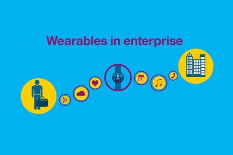 Is there a future for wearables within the enterprise? / Quel futur pour les wearables dans l'entreprise  ?   IoT Electronics News   Scoop.it