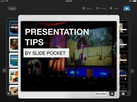 SlidePocket - Become Presentation Genius | immersive media | Scoop.it