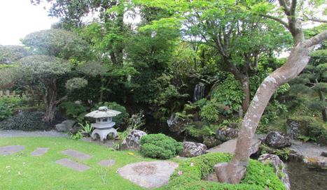 "NZ Japanese garden is going into ""storage"" 
