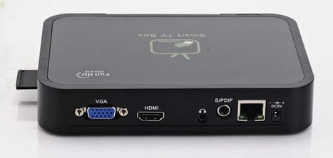 GV-17 Android 4.2 Set-Top Box Features Allwinner A20 SoC, a 2.0MP Webcam | Embedded Systems News | Scoop.it