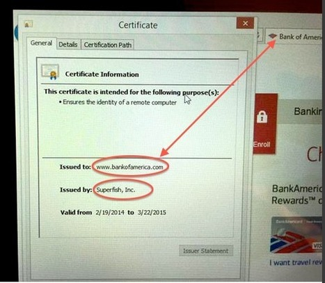 Busted: Pre-installed SpyWare from Lenovo... for the third time   Nerd Vittles Daily Dump   Scoop.it