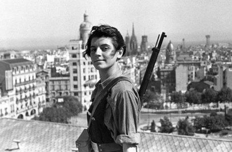 Muere Marina Ginestà, la sonrisa que plantó cara al fascismo | Comunicación cultural | Scoop.it