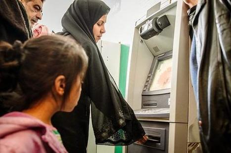How technology is helping deliver aid to Syrian refugees in the Middle East | MOOCs? | Scoop.it
