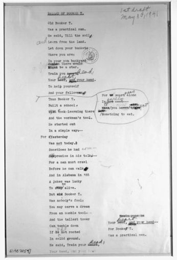 AlYoung.org » Blog Archive » THIS WAS THE BLUES OF LANGSTON HUGHES (February 1, 1902 – May 22, 1967) | Political Discourse | Scoop.it