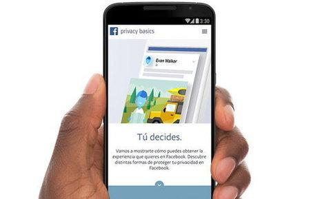 Resumen de las nuevas políticas de privacidad de Facebook | Educacion, ecologia y TIC | Scoop.it