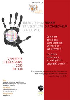 Identité(s) numérique(s) et archives ouvertes - blog du CCSD | Réseaux sociaux scientifiques | Scoop.it