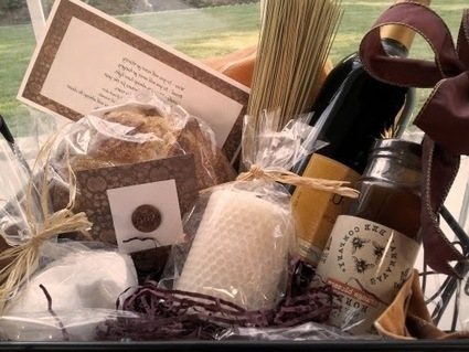 Elly Kleinman: Jewish Bread, Wine and Salt Housewarming Tradition | Elly Kleinman's Scoops | Scoop.it