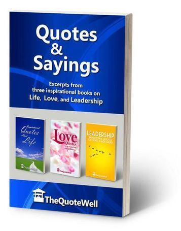 """Quotes & Sayings"" is FREE! - TheQuoteWell 