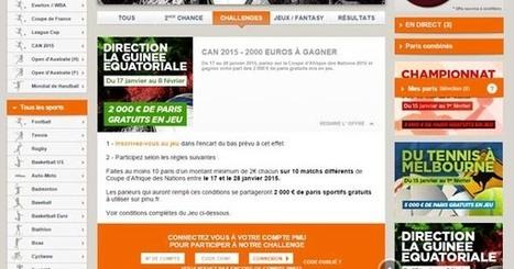 PMU : 2000€ de bonus sur la CAN 2015 | Paris sportifs & bookmakers | Scoop.it