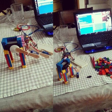 Insta-Arduino | My first ever #robot. Today, this…tomorrow:... | Raspberry Pi | Scoop.it